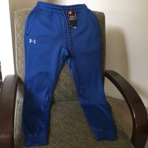NWT! Under Armour Storm H2O resistant sweatpants